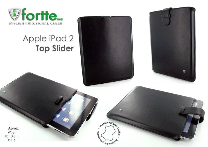 Top Slider iPad2