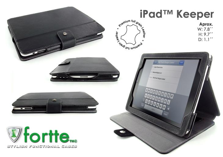 Keeper iPad2