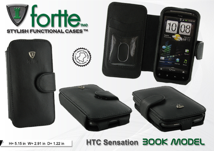 HTC Sensation 4G Book Model
