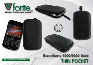 BlackBerry 9900 - 9930 Bold - Thin Pocket