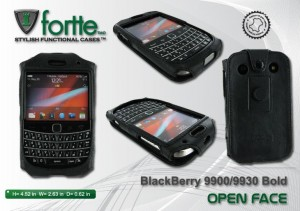 BlackBerry 9900 - 9930 - Open Face