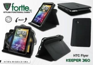 HTC Flyer Kepper 360 by Fortte