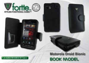 Motorola Droid Bionic - Book Model