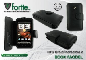 HTC Droid Incredible 2 - Book Model