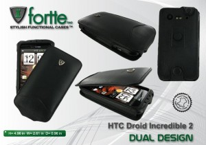HTC Droid Incredible 2 - Dual Design