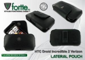 HTC Droid Incredible 2 - Lateral Pouch