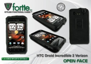 HTC Droid Incredible 2 - Open Face