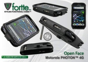 Motorola Photon - Open Face