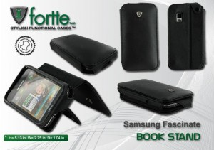 Samsung Fascinate - Book Stand Model