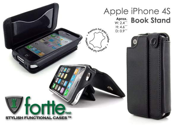 iPhone 4S Book Stand