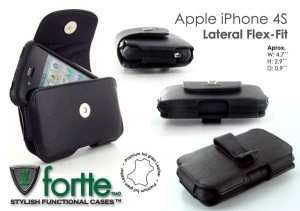 iPhone 4S Lateral Flex Fit
