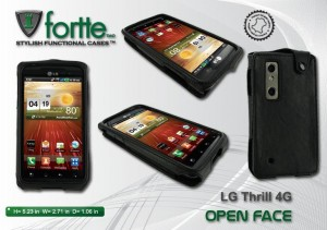 LG Thrill Open Face