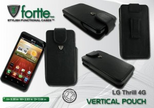 LG Thrill Vertical Pouch
