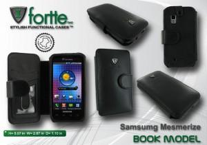Samsung Mesmerize Book Model