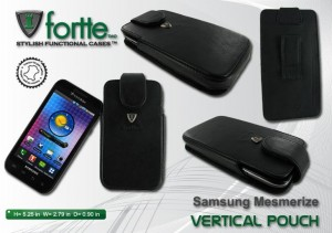Samsung Mesmerize Vertical Pouch