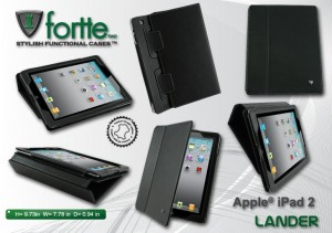 iPad 2 Lander