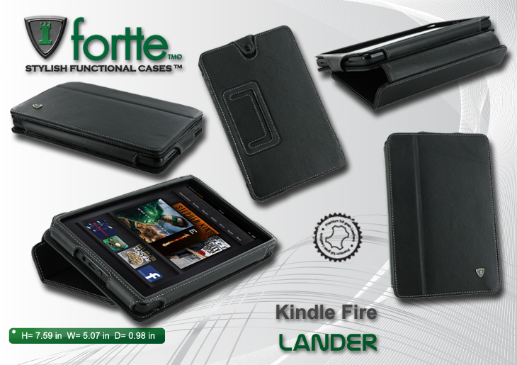 Kindle Fire - Lander