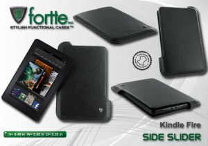 Kindle Fire - SideSlider