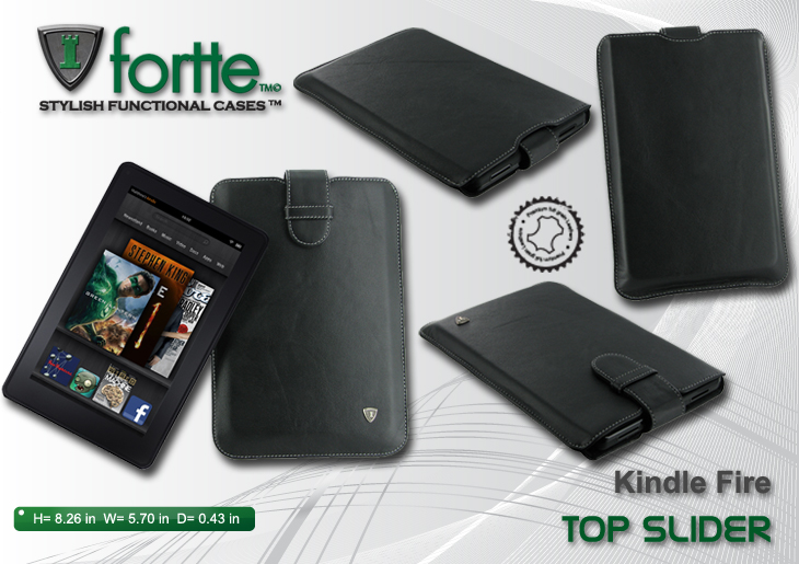 Kindle Fire - Top Slider