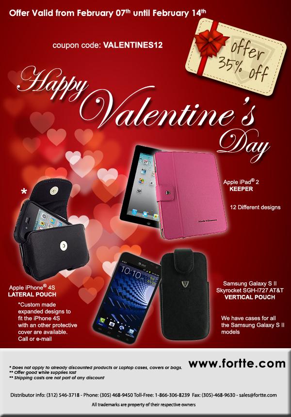 San Valentin Fortte Special