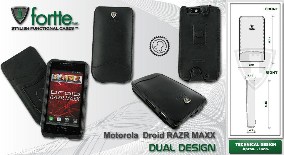 Leather Case Motorola