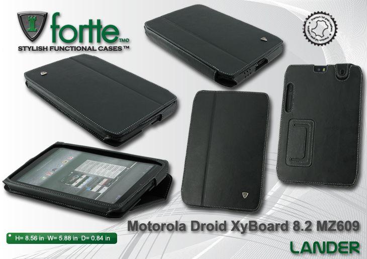Motorola Droid XyBoard 8.2 MZ609 Lander