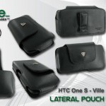 HTC One S-Ville - Lateral Pouch