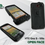 HTC One S-Ville - Open Face