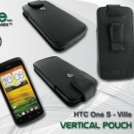 HTC One S-Ville - Vertical Pouch