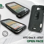 HTC One X - Open Face