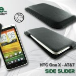 HTC One X - Side Slider