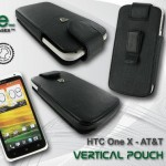 HTC One X - Vertical Pouch
