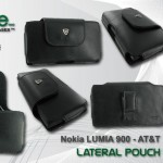 Nokia Lumia 900 - Lateral Pouch