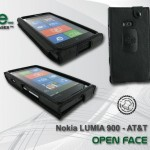 Nokia Lumia 900 - Open Face