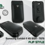 Samsung Exhibit II 4G SGH-T679 - Flip Style