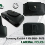 Samsung Exhibit II 4G SGH-T679 - Lateral Pouch