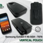 Samsung Exhibit II 4G SGH-T679 - Vertical Pouch